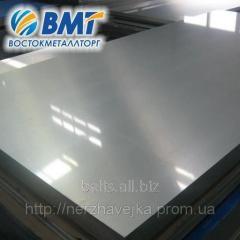 Нержавеющий лист AISI 430, 12Х17 (Техническая нержавейка) 0,4 - 70,0 мм