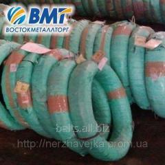 Проволока нержавеющая неотожженная (нагартованная) AISI 304 1,0 мм