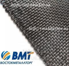 Grid of conveyor (trosikovy) 0,8/0,8 mm of TU
