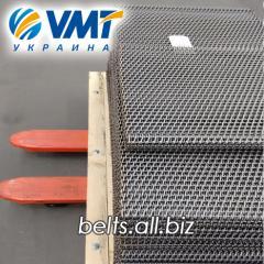 Grid (tape) conveyor metal