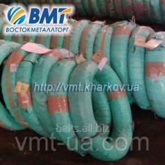 Проволока нержавеющая 4мм AISI 316L (03X17H14M3), кислотостойкая