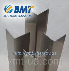 Уголок алюминиевый 100х100х10 анодированный
