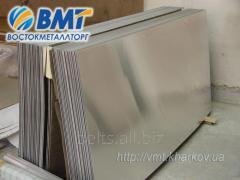 Алюминиевый лист 1,0 мм 5754 (АМГ3)