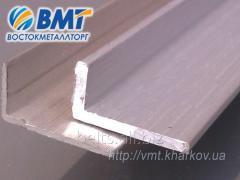 Уголок алюминиевый 80х40 АД31