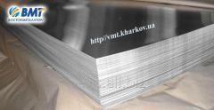 Дюралевый лист 10,0 мм (Д16т, Д1т)