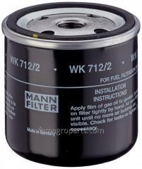 Фільтр паливний 01174696 Deutz,  WK712/2 MANN