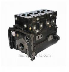 Block of PERKINS 1004.40 cylinders (ZZ50293)