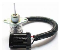The solenoid for the Kubota 12V (1503ES-12A5UC4S)