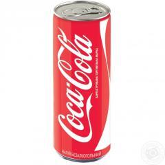 Coca-Cola water 0,25l can