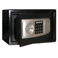 The safe with the electronic Arsenal coded lock of