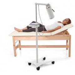 Infrared treatment lamps
