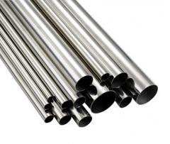 Varrat nélküli csövek korrozióálló acélból