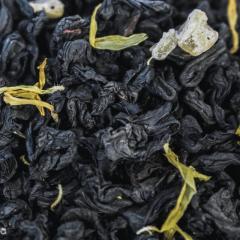 """Черный чай Susan-tea """"Манго"""" 100г"""