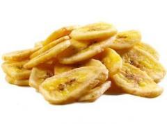 Бананы сушенные