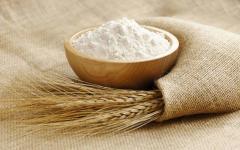 Мука пшеничная (высший сорт)