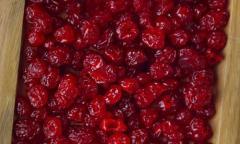 Цукаты вишня красная (Китай)