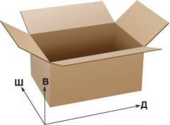 Corrugation boxes