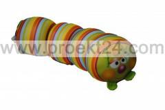 Caterpillar small, 38*18sm
