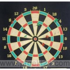 Darts is magnetic, plastic, 6 darts