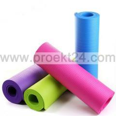 Премиум-коврик для йоги 1800×600×10мм