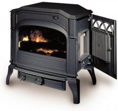 Чугунная мульти печь Dovre 750 GM