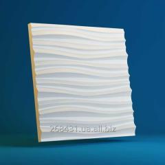 Wall decorative 3D/3D panels plaster