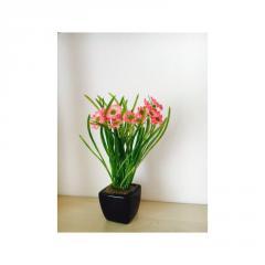 Flower in a flowerpot 3108-1