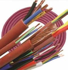 Heat-resistant wire of SIMH 5x2,5