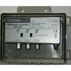 Підсилювач ТВ сигналу TERRA MA038