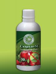 Bioinsektitsidny drug Skarado-M