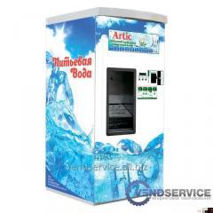 """Автомат по продаже воды """"ARTIC-1"""" (емкость на 500л), VendService"""
