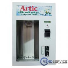 The automatic device on sale of clean water