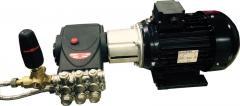 INTERPUMP Evolution 15/200 high-pressure apparatus