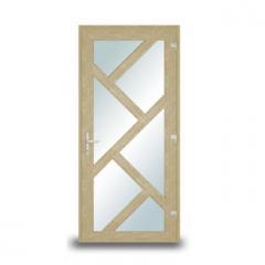 Двери металлопластиковые Океан-33