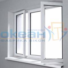 Металлопластиковое окно WDS 7 Series