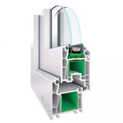 Металлопластиковое окно WDS 4 Series