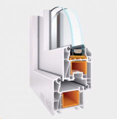 Металлопластиковое окно WDS 400 S