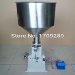 The batcher pneumatic for liquid and viscous