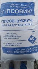 G-4 plaster, 40 kg