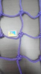 Сетка оградительная  ячейка 15х15 диаметр шнура 10