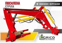 Front-end loader, MTZ-80, MTZ-82 in Luhansk,