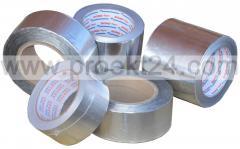 Алюминиевый армированный (фольгированный) скотч