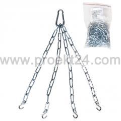 Подвесная система для боксерских груш-цепи 4 луча