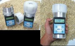Indicator of IVS-1 grain of humidity