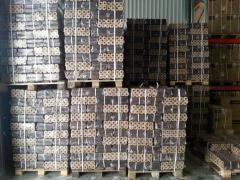 Briquettes fuel Pini Kay