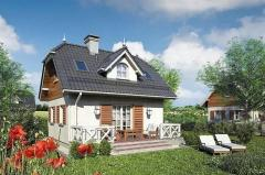 Family and Compact private houses