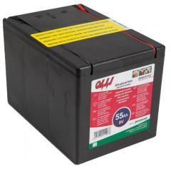 Alcaline battery 9B/55ach