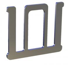 Соединитель для лент шириной 20 мм