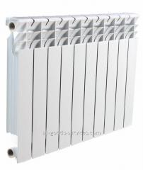 Біметалічні радіатори ТМ Leberg HFS-500B 500 х 80 х 80