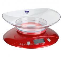 Весы кухонные электронные c чашей Lily